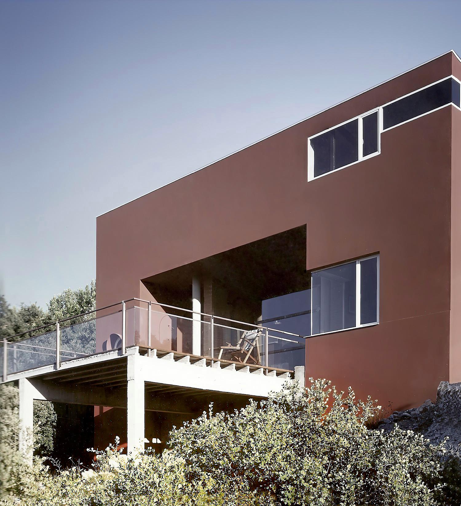 Casa Cotos ATGestion estudio arquitectura Perfect Pixel Publicidad