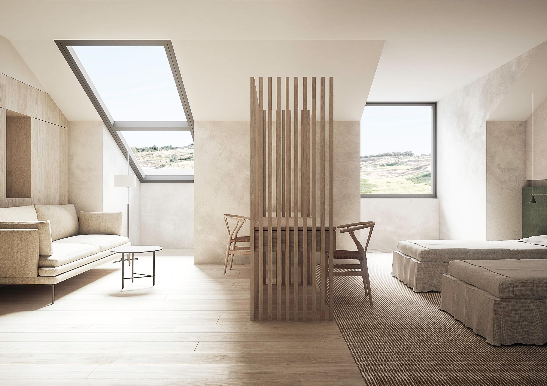 ATGestion estudio de arquitectura y diseño en Madrid Proyecto 4