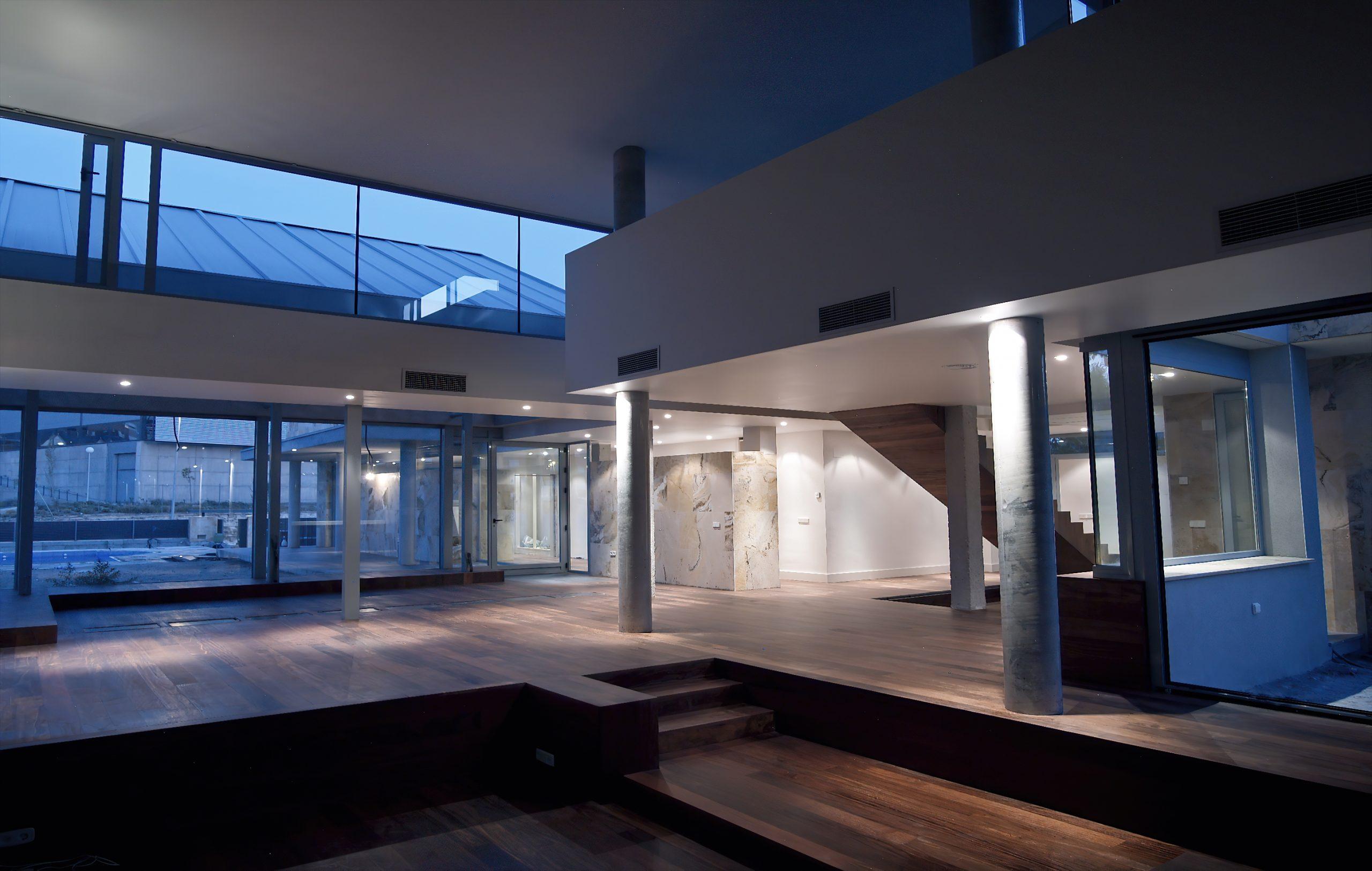 Casa de Valdemoro AtGestion Estudio de Arquitectura e interiorismo Madrid Perfect Pixel Publicidad 5-In-scale-1_00x