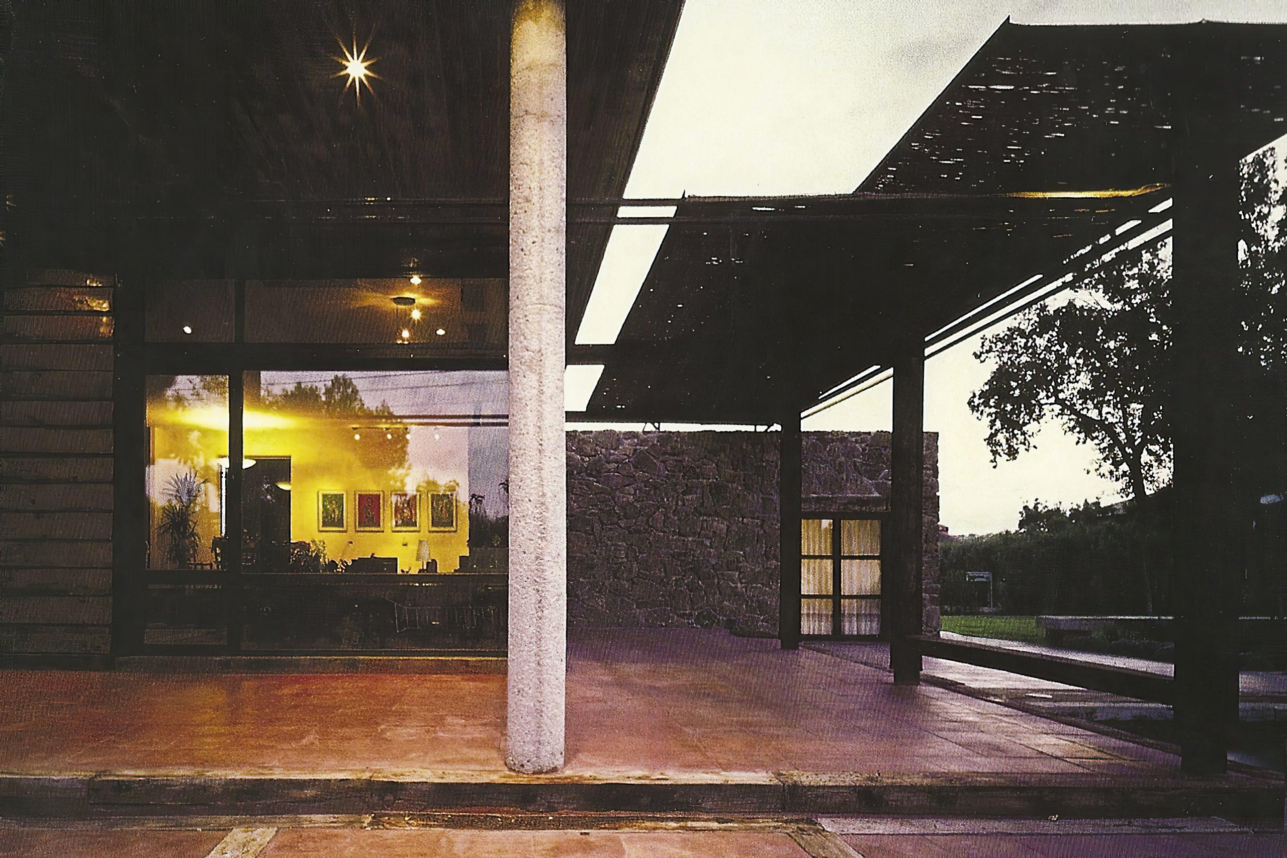 Casa en el Bosque ATGEstion Estudio de Arquitectura y Reformas